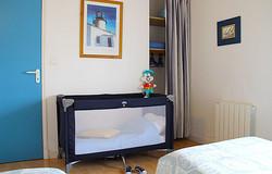 La Spatule, la chambre enfant