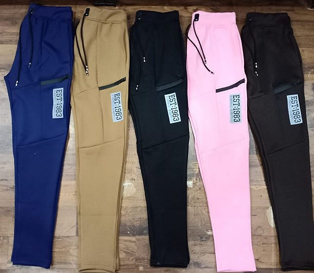 IMPORTED TRACK PANT
