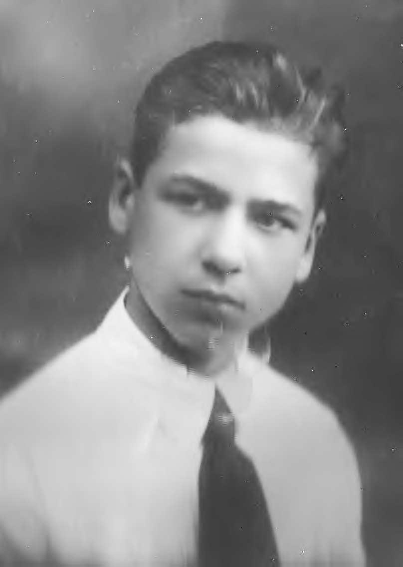 Зюзин Виктор скрипач джаза 1936 г