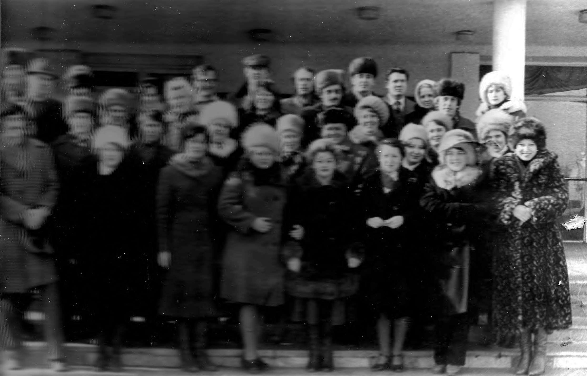 Коллектив ДП, 1979