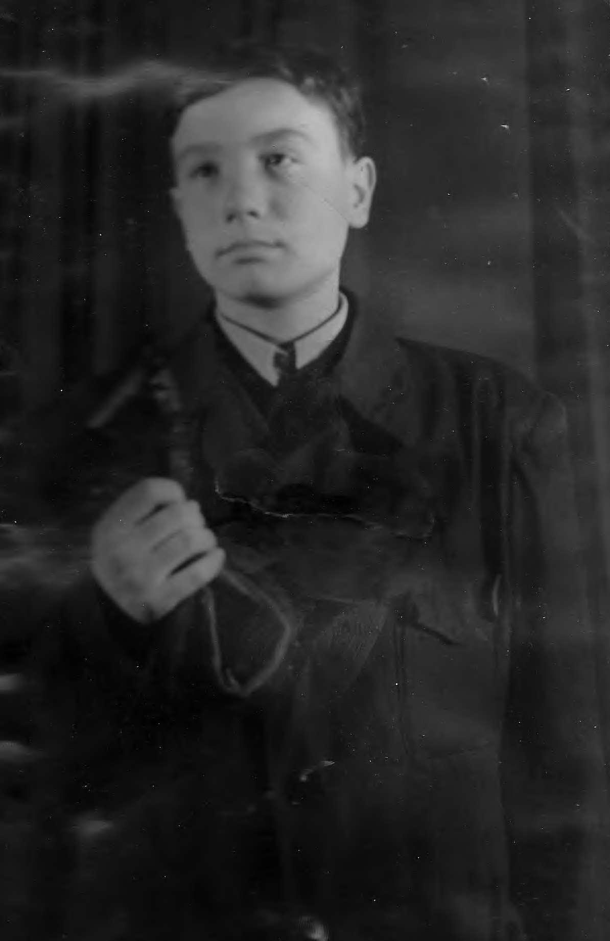 Криулин Валентин, член лит-драм кружка