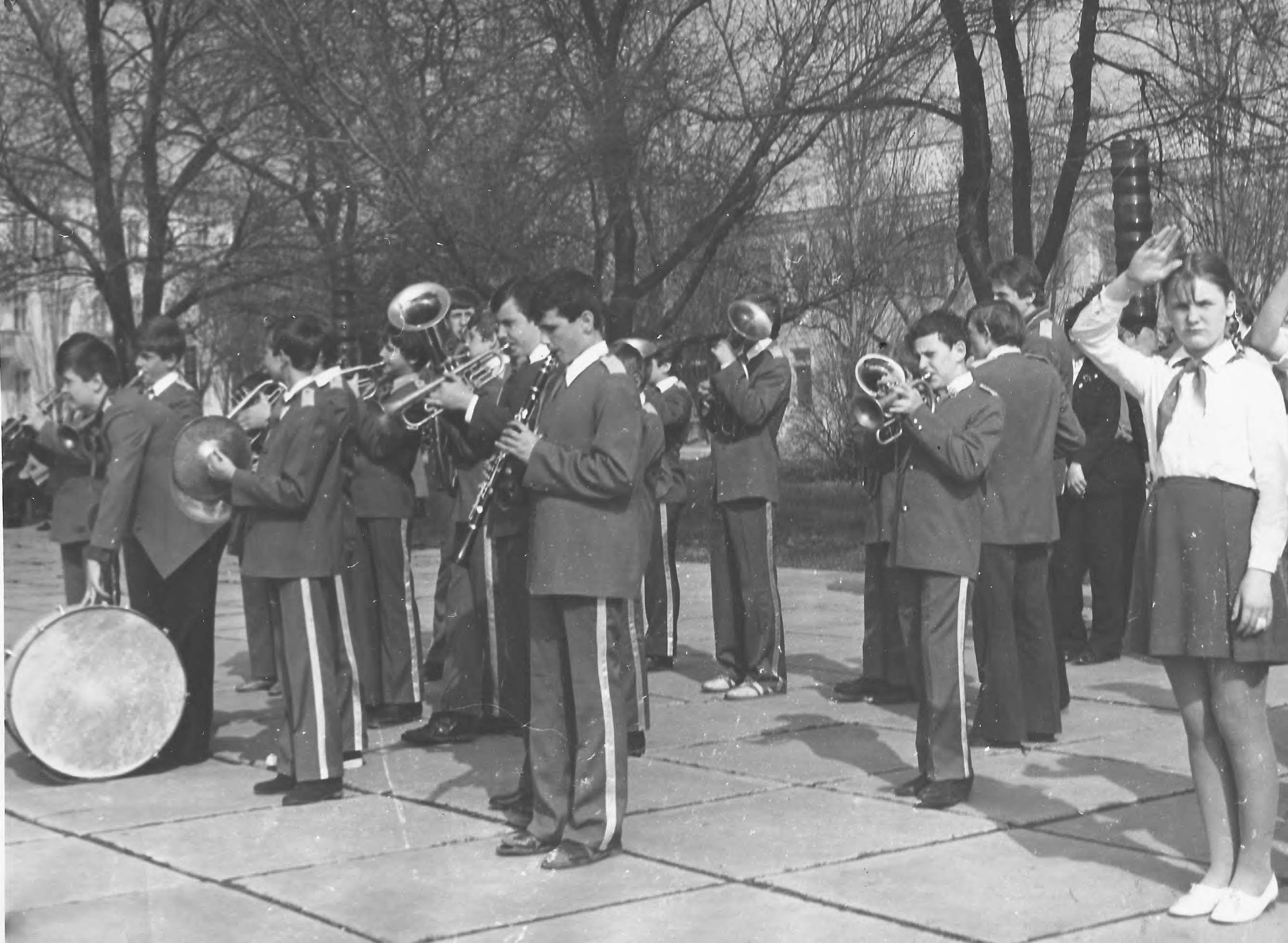 Пинерский парад, 1976