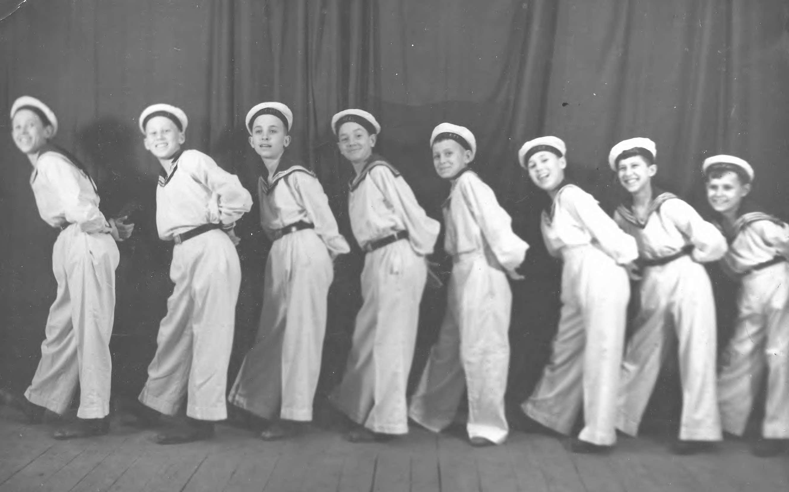 Матросский танец, 1960