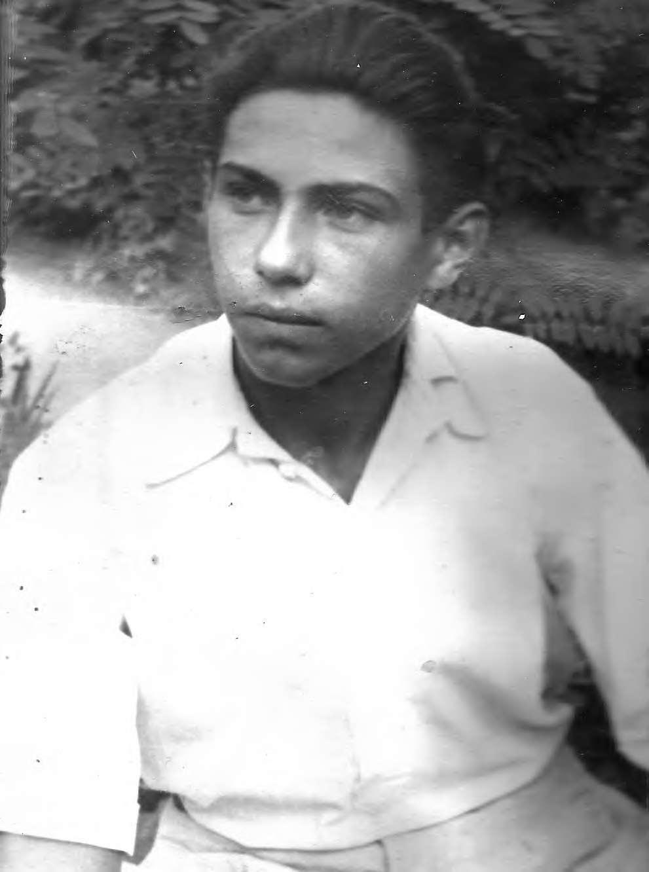 Назаров Евгений, член лит-драм кружка