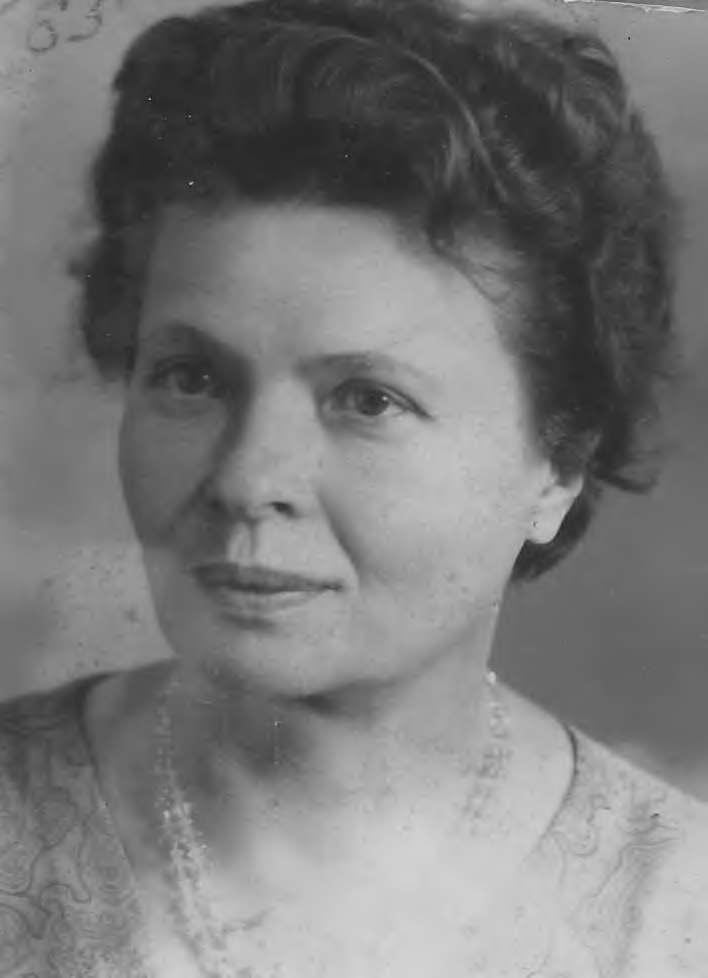 Директор ДП с 1951-1969 Новыш Галина Сте