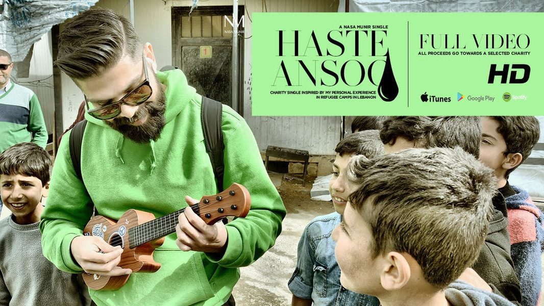 Haste Ansoo - Nasa Munir