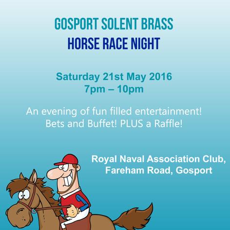 Horse Racing Night