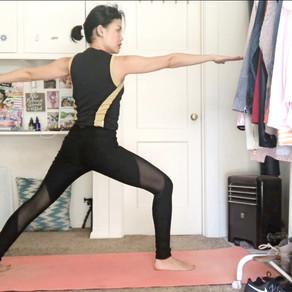 Beginner's Vinyasa Yoga At Home