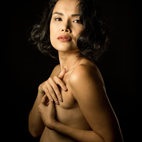 Breast Cancer Portrait Project