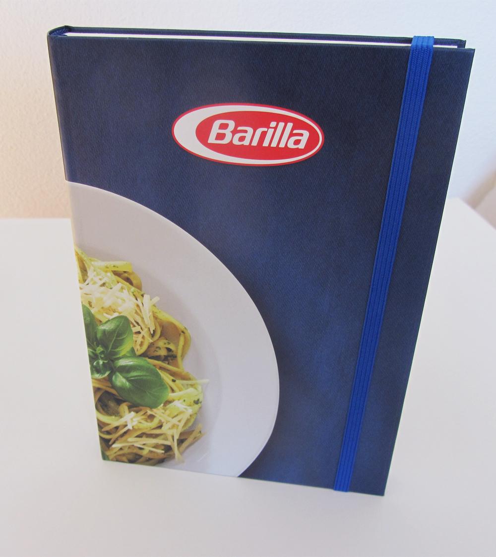 Buch für Barilla