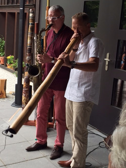 9. August 2015 mit Hansi Kolz