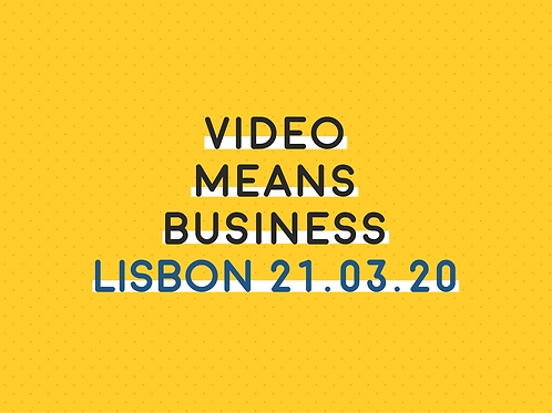 Video Means Business Pass