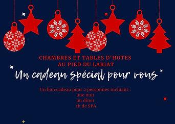 Marine Bleu Boules de Noël Noël Chèque-C