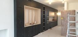 Verbouwing nieuwe keuken