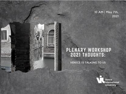 LateBreakfast2B - Plenary Workshop 2021 Discussion