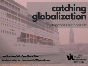 """VIU Photography Competition - """"Catching Globalization"""""""