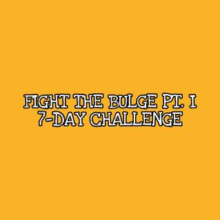 Weight Challenge! Starts Nov. 21st! Join us.