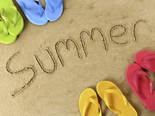 It's the First Day of Summer! Yay?