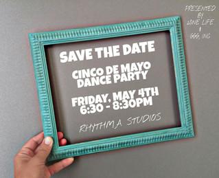 IT'S A CINCO DE MAYO DANCE FITNESS PARTY!