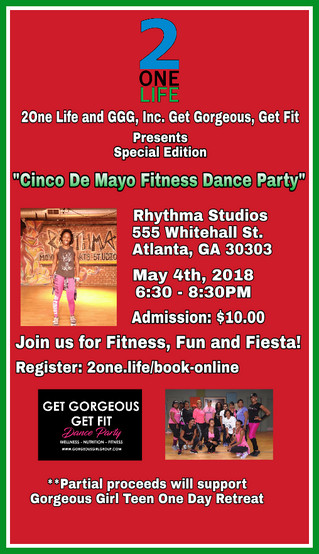 Are You Ready for Fun, Fitness & Fiesta?