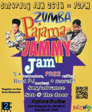 FLASH PAJAMA JAMMY JAM TICKET SALE!!!
