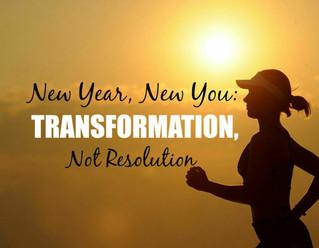 Let's make your TRANSFORMATION together.