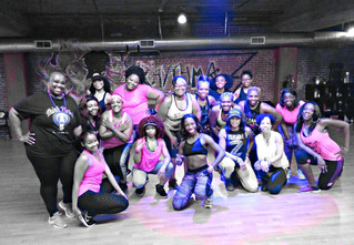Thriving and Surviving Breast Cancer Support Group Fundraiser Class 2017!