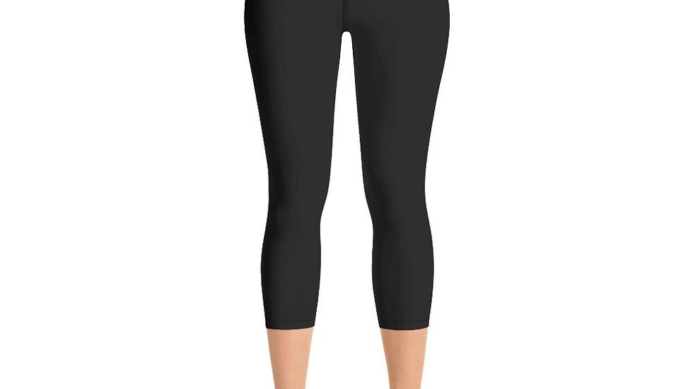 ShoJoi Yoga Capri Leggings
