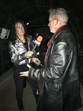 Jimmy Devlin Gina Mckie The Ghost Finder General Ghost Hunting Paranormal Haunted Museum