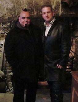 Jimmy Devlin The Ghost Finder General Chillingham Castle Steve Santini