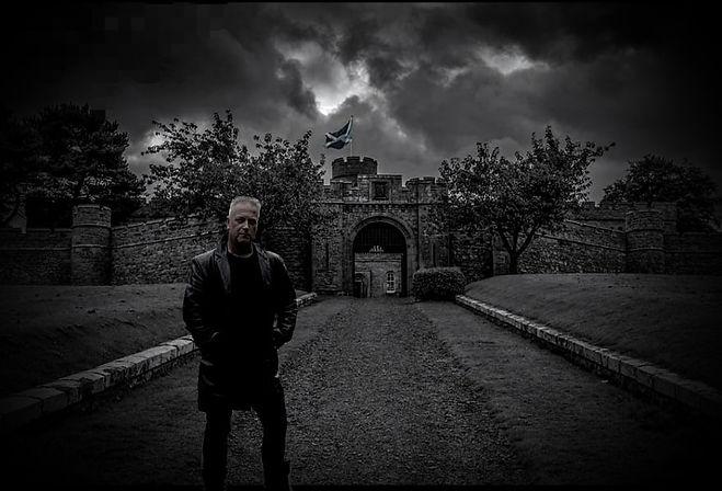 Jimmy Devlin The Ghost Finder General Jedburgh Castle Jail