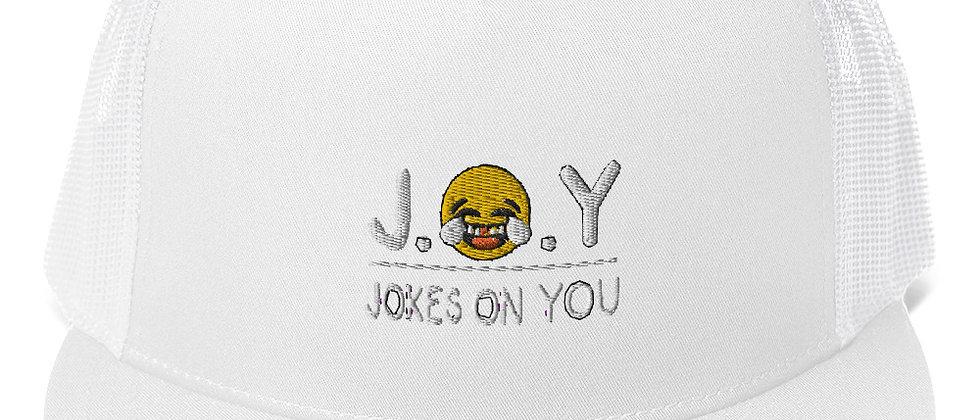 J.O.Y (Jokes On You) Trucker Cap