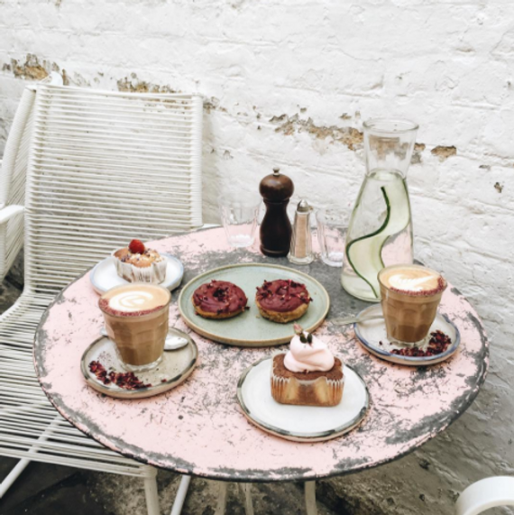 IRL: LONDON'S MOST INSTAGRAMMABLE RESTAURANTS