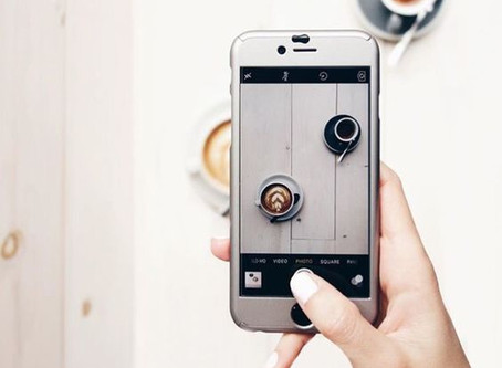 IRL: Instagram for Coffee