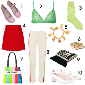 Add to Basket: Natalie's Favourite Things
