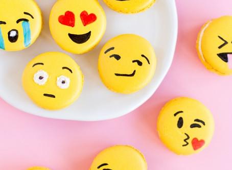 IRL: Eat Emojis in London