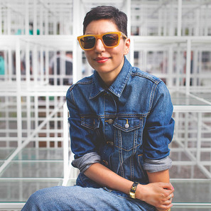 My Digital Life: Navaz Batliwalla, Founder of Disneyrollergirl, Stylist, Consultant & Author