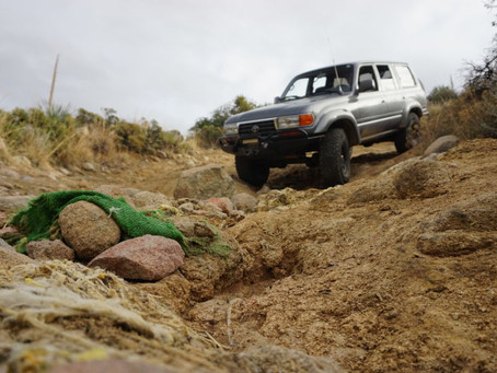 Aravaipa Canyon Wilderness: Day 1
