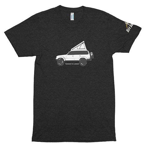Tri-Blend  Goose FZJ80 T-Shirt