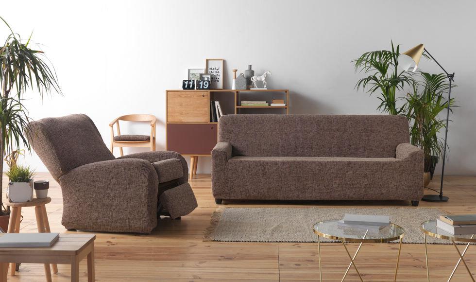 Funda de sofá - Canela