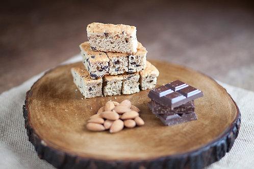 Dark chocolate & Toasted Almonds