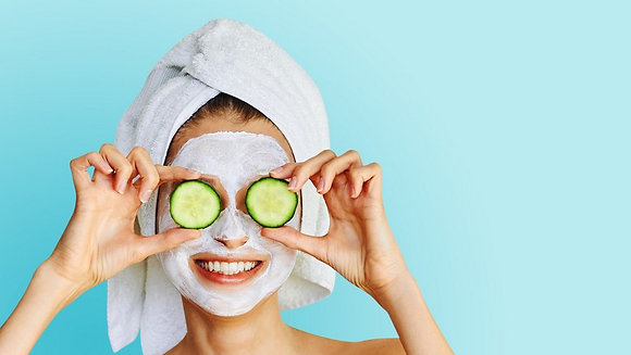 Coffret 6 masques en poudre DIY