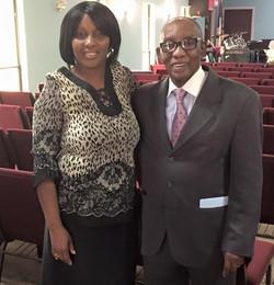 Bishop and Daughter