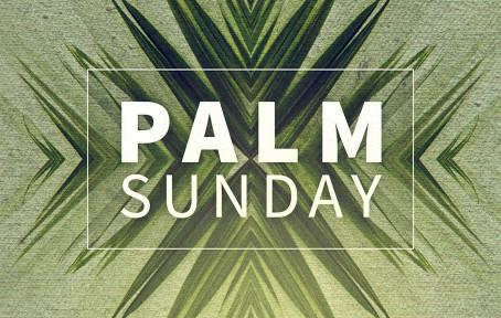 Urban Servant Corps Palm Sunday Prayer Walk