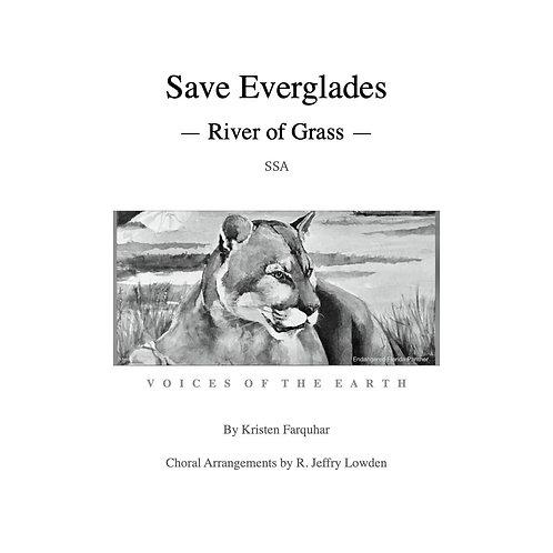 Music SSA: Save Everglades - River of Grass