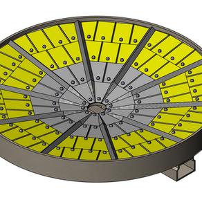 Vibrafloor silo reclaim systems