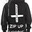 Thumbnail: #DarkSiders Zip Up Hoodie