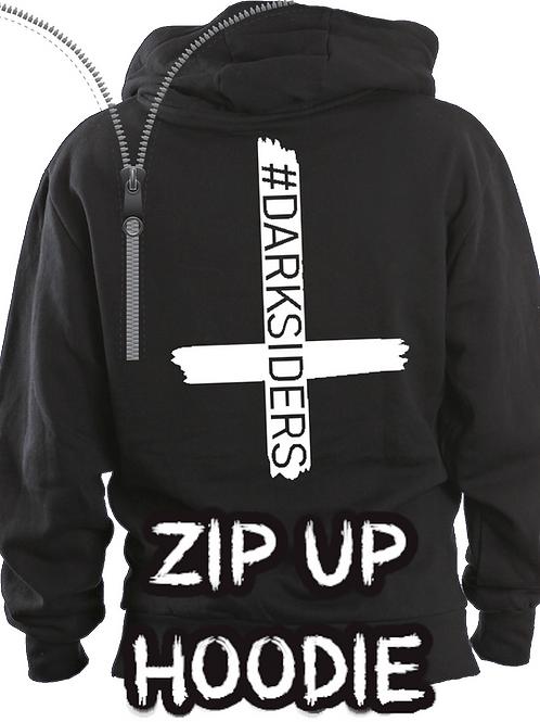 #DarkSiders Zip Up Hoodie