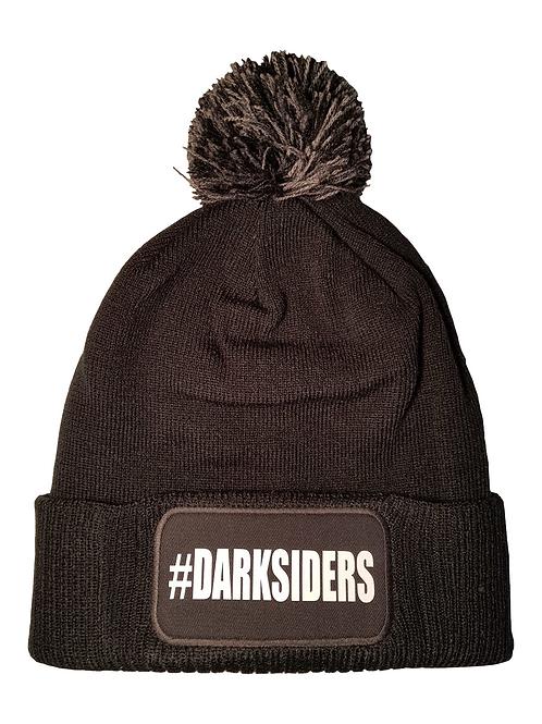 #DarkSiders Pom Pom Beanie