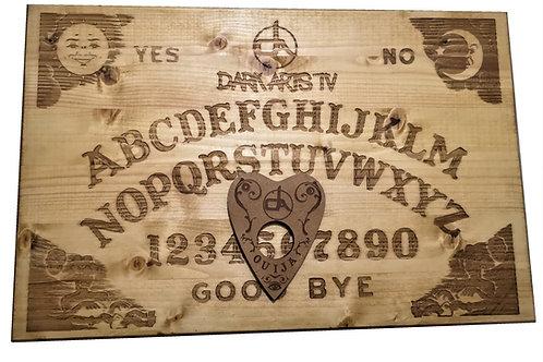 Dark Arts Premium Ouija Board